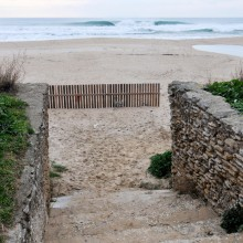 Stairs to heaven..el palmar